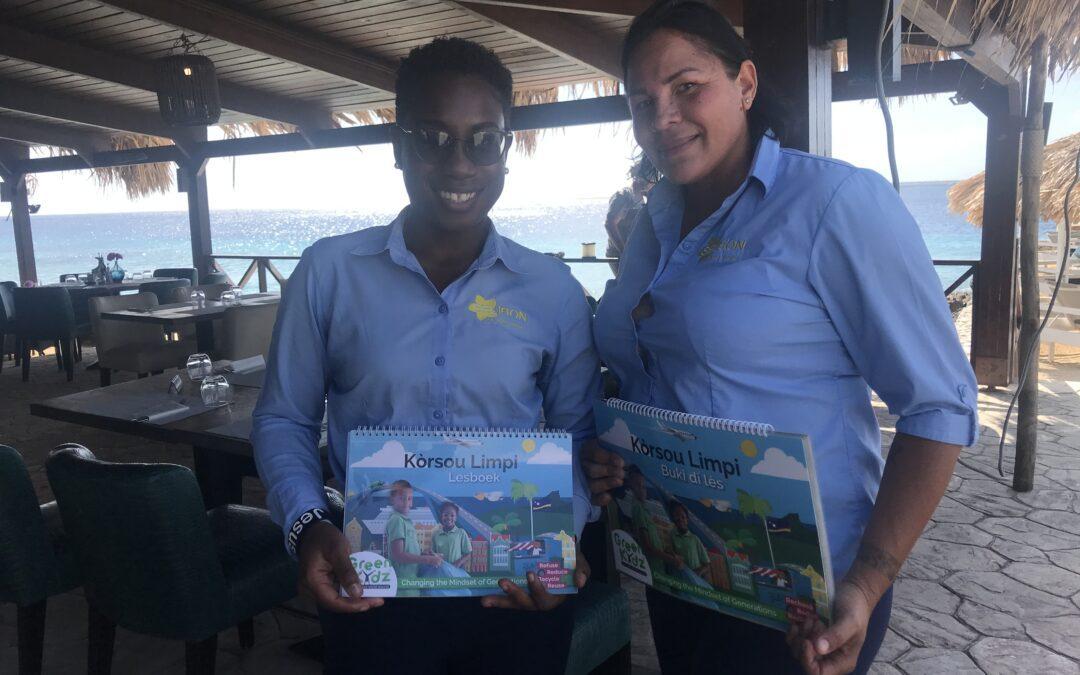 GreenKidz op Bonaire